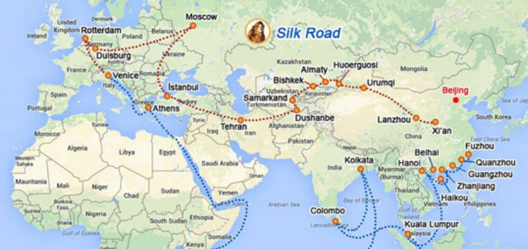 China to expand cooperation with Eastern Europe, pusing RBI ...