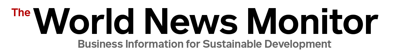 The World News Monitor – Business Information for Sustainable Development