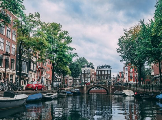 Amsterdam (Photo by Chait Goli from Pexels)