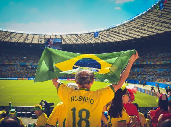 Brazil (Caio from Pexels)